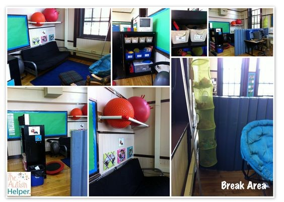 Alternatives to Isolation Rooms for Students with Autism - Patrick
